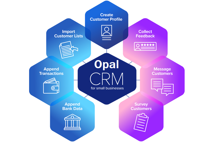 Opal-crm for small business