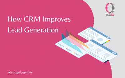 How CRM Improves Lead Generation